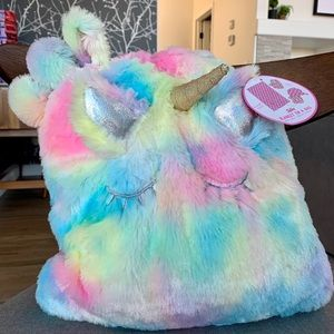 Justice Unicorn Blanket in a Bag